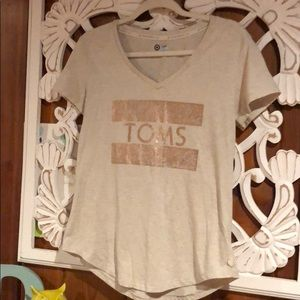 Tops - Tom's Tee size M